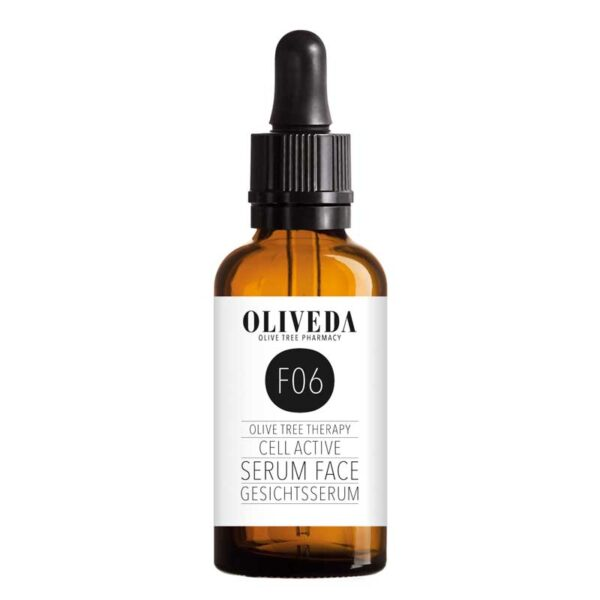 OLIVEDA_F06_Gesichtsserum_CellActive_50ml