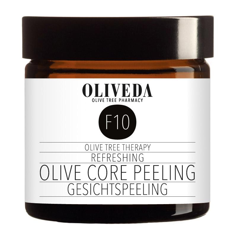 OLIVEDA_F10_Gesichtspeeling_Refreshing_60ml