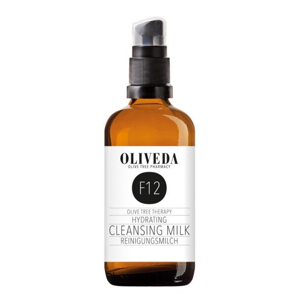 OLIVEDA_F12_Reinigungsmilch_Hydrating_100ml